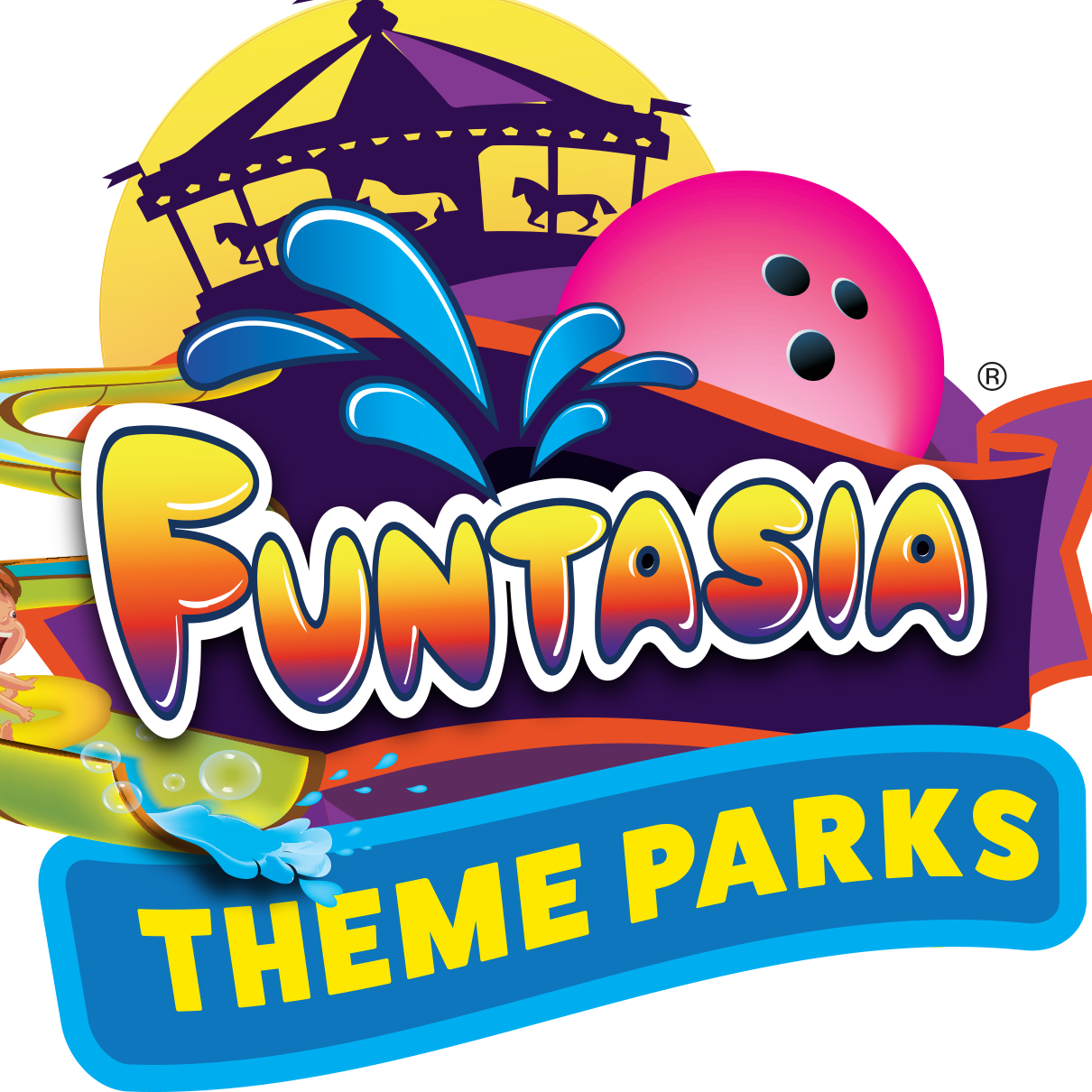 Funtasia Waterpark logo