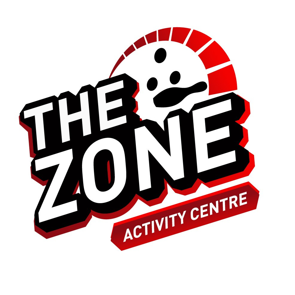 The Zone Extreme Activity Centre logo