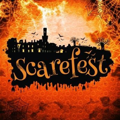 Paranormal Night with Barry Fitzgerald | Scarefest Carlow logo